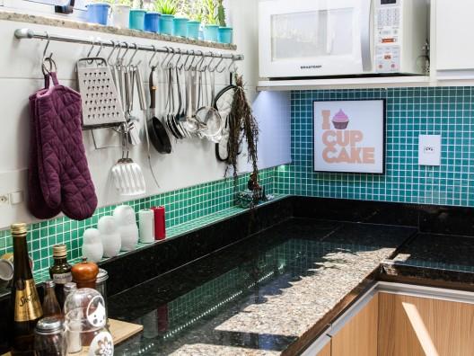 Residência Freguesia - Cozinha