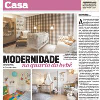 O Dia_Caderno Casa_Modernidade no quarto do bebe_31_01_16