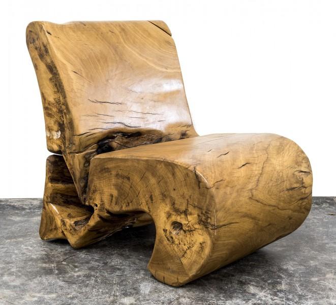 Poltrona Tamoio_designer Hugo França_material madeira Pequi_A